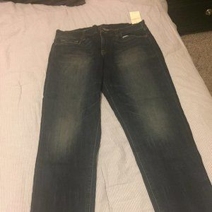 LUCKY BRAND JEANS SZ 32 ANKLE